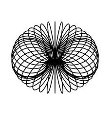 torus form, part of the logo